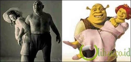 Pengantin Shrek