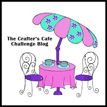 crafter's cafe blog challenge
