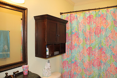 Lilly Pulitzer Shower Curtain
