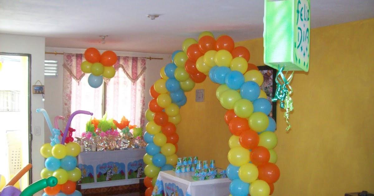 Arcos con globos fiestas infantiles fiestas infantiles y - Globos fiestas infantiles ...