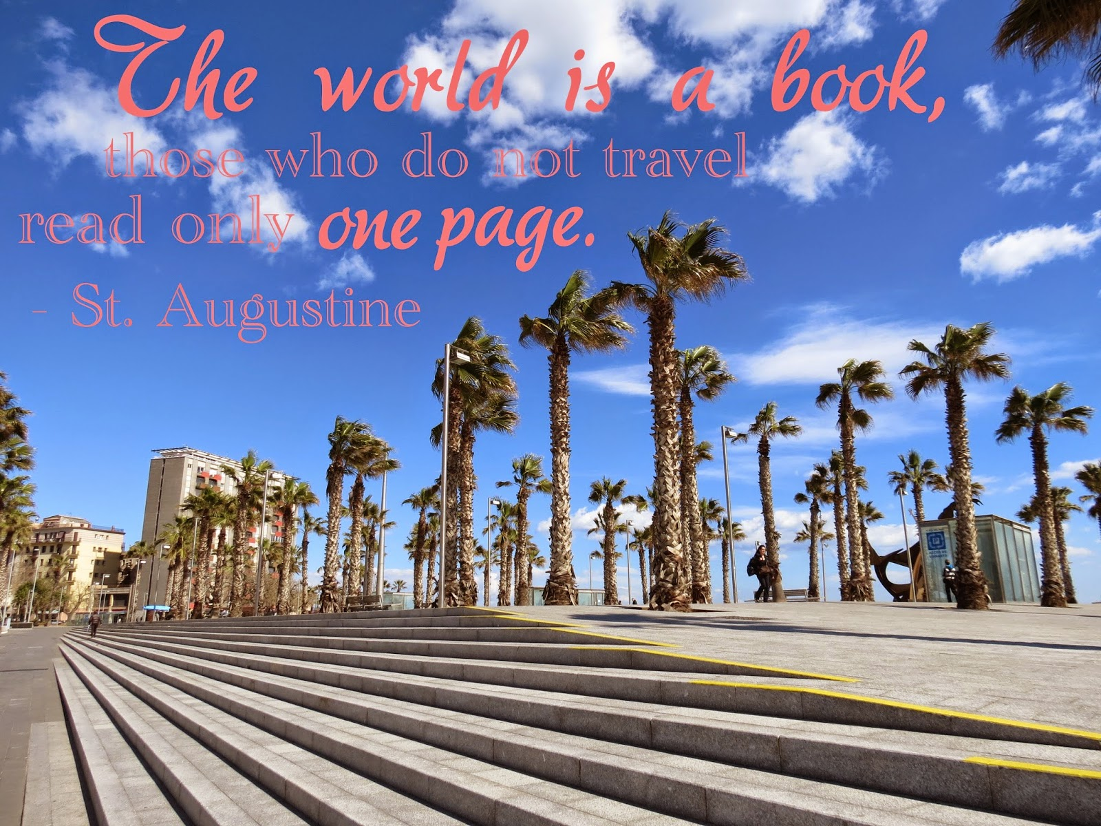 Travel quotes the world is a book