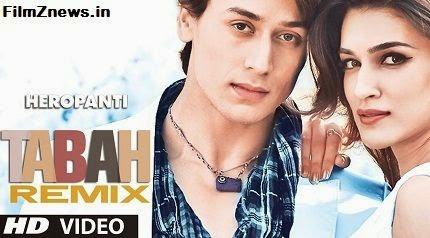 Tabah (Remix) - Heropanti (2014) HD Music Video Watch Online