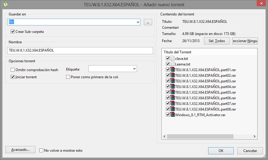Windows 8 1 32bit and 64bit 2014 ru - бесплатно торрент.