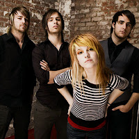 Paramore  is an American rock band from Franklin, Tennessee, formed in 2004.