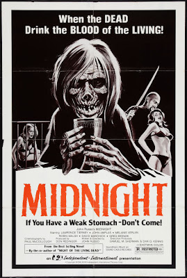 Gruesome Hertzogg Movie Review Podcast: Midnight (1982)