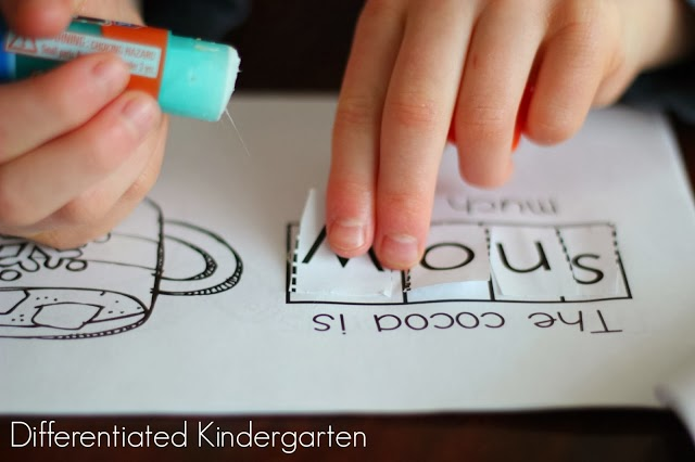 adorable emergent readers for kindergarten or first grade