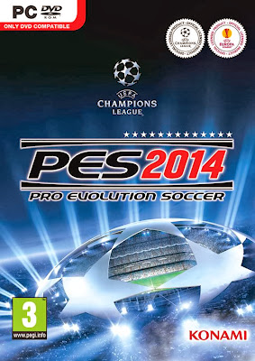 PES 2014 PC Cover