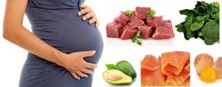 Makanan yang Sehat Buat Ibu Hamil