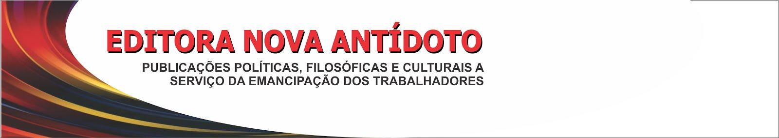 EDITORA NOVA ANTÍDOTO
