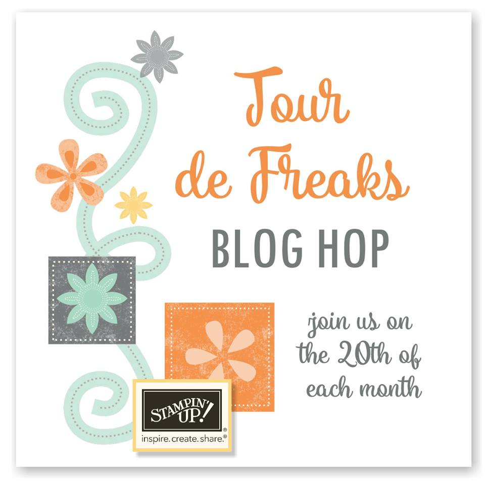 CHECK OUT THE LATEST TOUR DE FREAKS!!