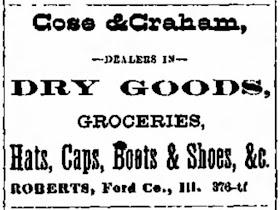 Gose & Graham 1872 Ad