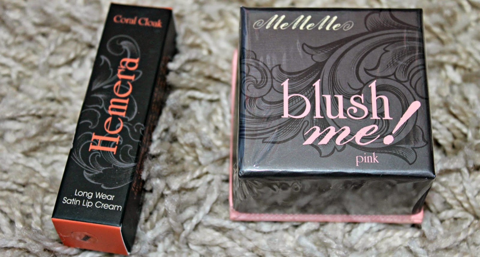 MeMeMe Cosmetics Ireland Blog Review