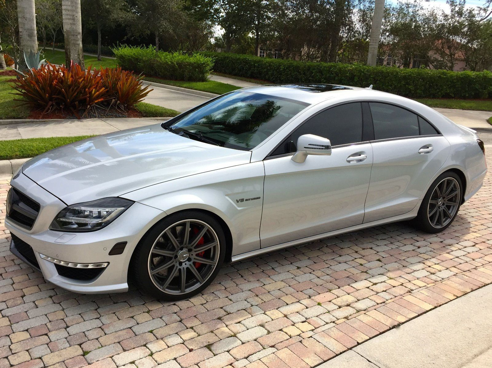 2014 mercedes benz w218 cls 63 s amg benztuning. Black Bedroom Furniture Sets. Home Design Ideas