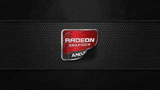 AMD Radeon Graphics Logo wallpaper