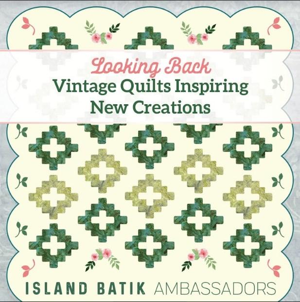 Vintage with Island Batik