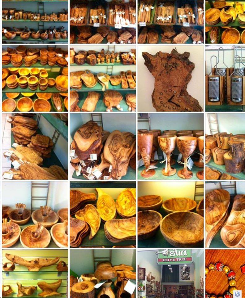 منتجات شجرة الزيتون