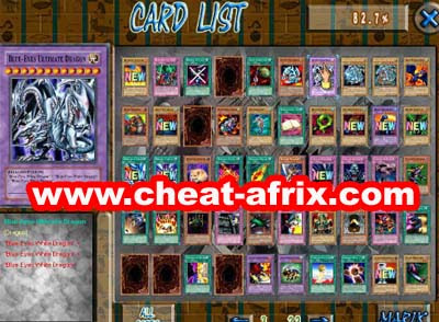 Yugioh Power Of Chaos Cheats