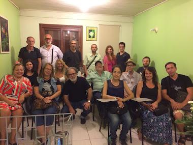 Turma 2018 em Porto Alegre. A 48ª edição da Formação em Filosofia Clínica. Bem vindos!