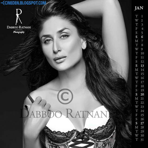 Kareena Kapoor on Dabboo Ratnani 2013 Calendar Hot Celebrities Photoshoot Stills