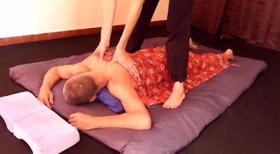 Massage au sol entre Avignon et Saint-Rémy de Provence