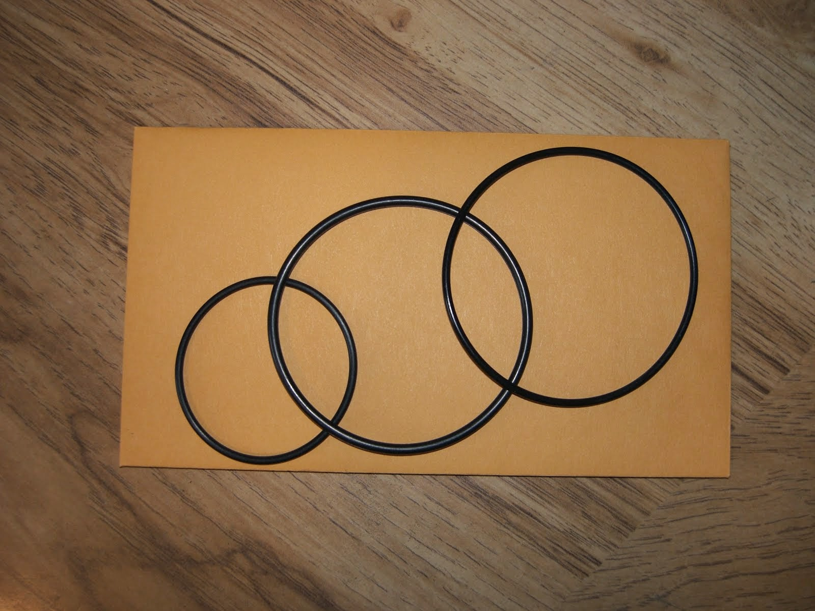 HONDA CB450 CL450 CB500T SLINGER OIL FILTER GASKET O-RING KIT (CB-FG001)