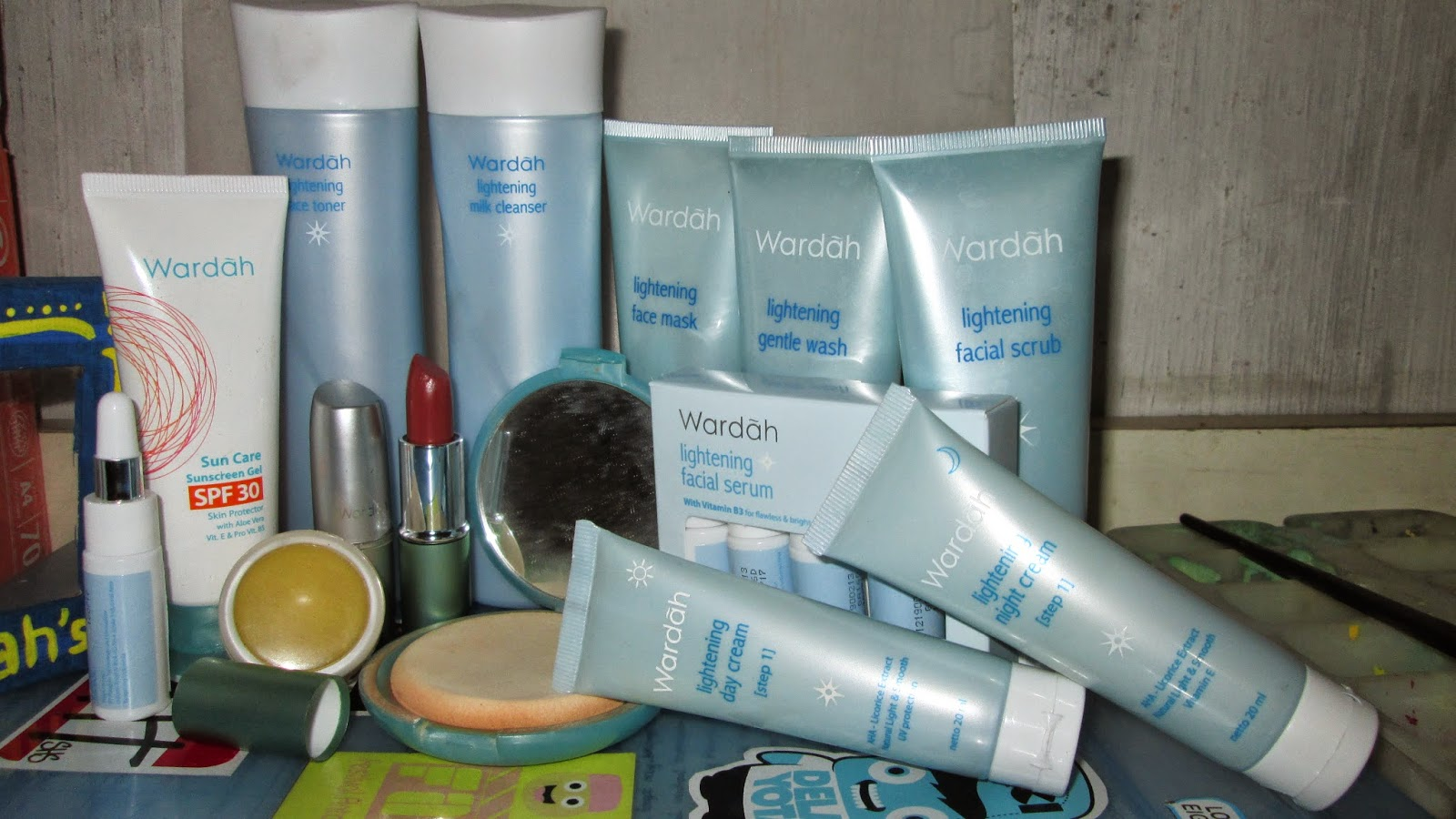 REVIEW Wardah Lightening Series, recommended! | SpicySugar