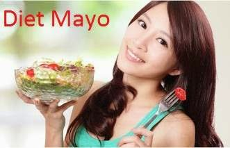 Diet Mayo Menurunkan Berat Badan 5kg dalam 2 Minggu