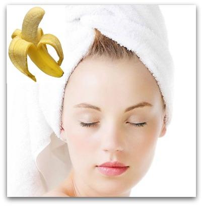 Mascarillas de plátano para reducir arrugas