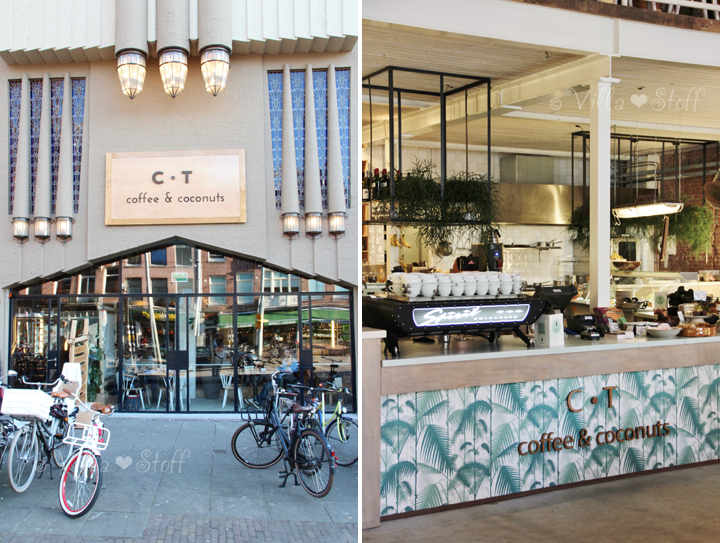 Cafés AMSTERDAM | C • T coffee & coconuts