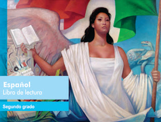 Libro de Texto Español libro de lectura Segundo Grado Ciclo Escolar 2015-2016