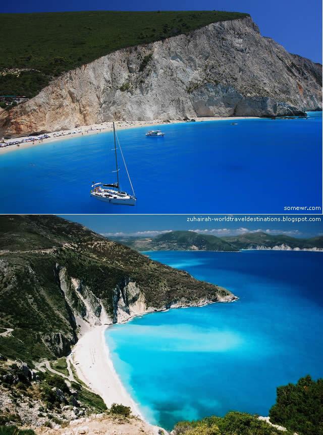 Ilha, Island Lefkada - Grécia, Greece