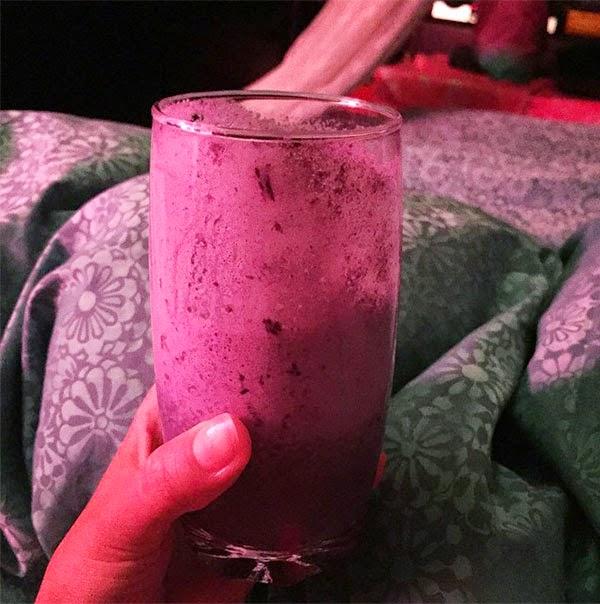 صورة : هيا عبد السلام تكشف عن مشروبها المفضل قبل النوم, أخبار هيا عبد السلام, صور هيا عبد السلام,