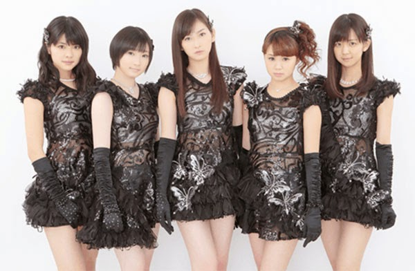 "Juice=Juice anuncia su nuevo single ""Black Butterfly / Kaze ni Fukarete"""