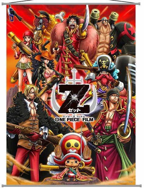 One Piece Z – One Piece Movie 12