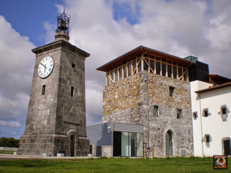 Torre Madariaga en Busturia (Bizkaia)