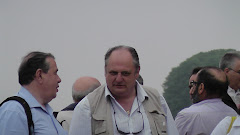 Andres y Papa à Chantilly