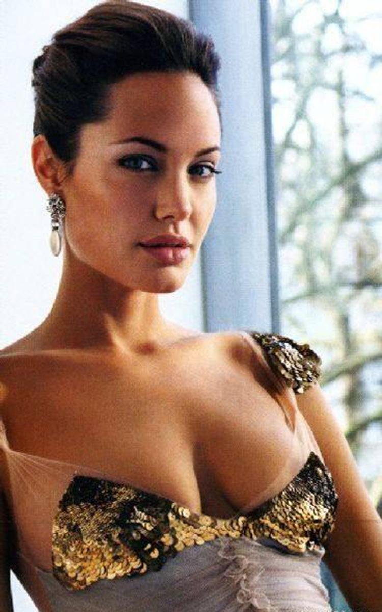 Fresh Look Angelina Jolie Short Hairstyles 20