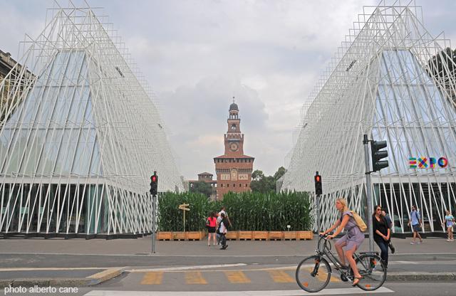 mais piazza castello milano