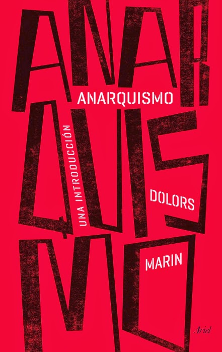 Presentació d'«Anarquismo. Una introducción», de Dolors Marín (03-06-14)