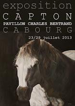 CABOURG : EXPOSITION PERSONNELLE DE CAPTON