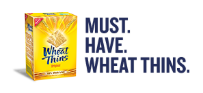 Must. Have. Wheat Thins.