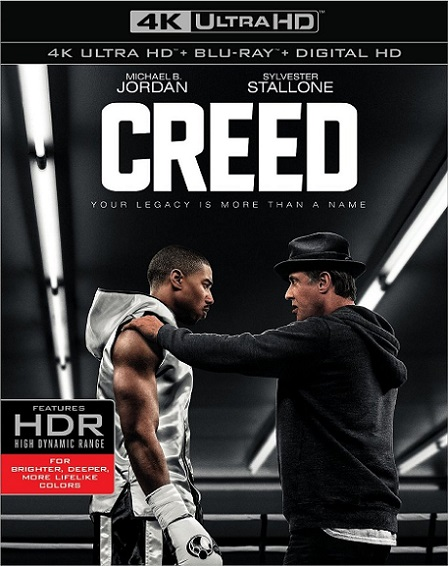 Creed: Corazón de Campeón 4K (2016) 2160p 4K UltraHD HDR BDRip 19GB mkv Dual Audio DTS-HD 7.1 ch