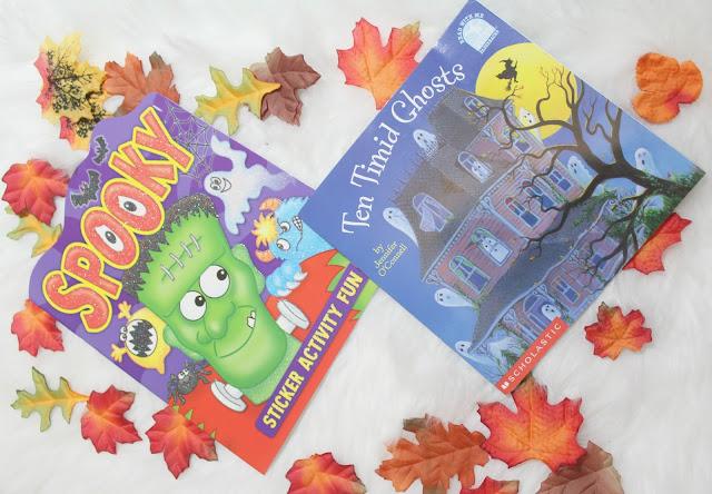 Kids Halloween Books