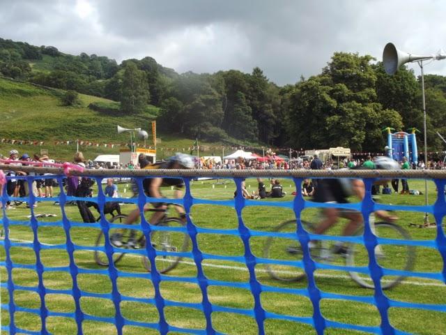 Ambleside Sports cycling