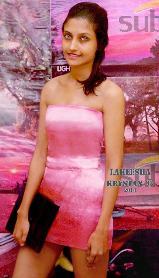 Lakeesha Krystan pink