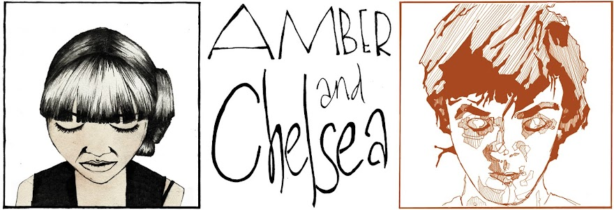 Amber and Chelsea