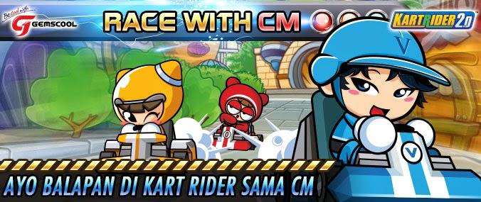 Gemscool Kart Rider