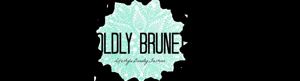 Boldly Brunette