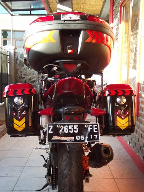 Box Motor Untuk Yamaha Byson