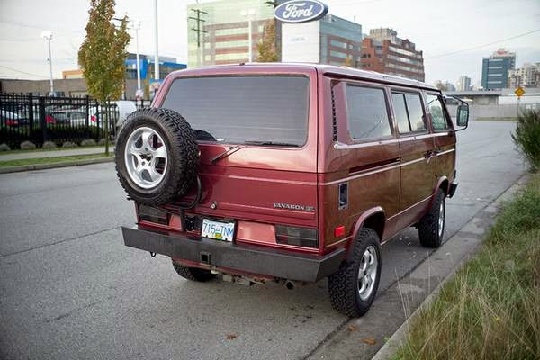 syncro vanagon subaru engine buy classic volks